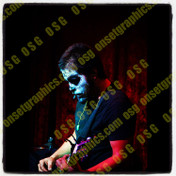 DAY OF THE DEAD GUITARIST TK