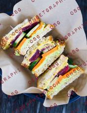 Vegan Sandwich   MSFK