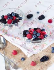 Berry Parfait  MSFK