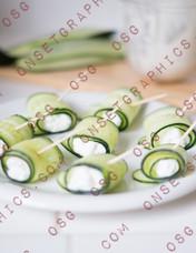 Cucumber Rolls  MSFK