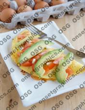 Avocado Omelet MSFK
