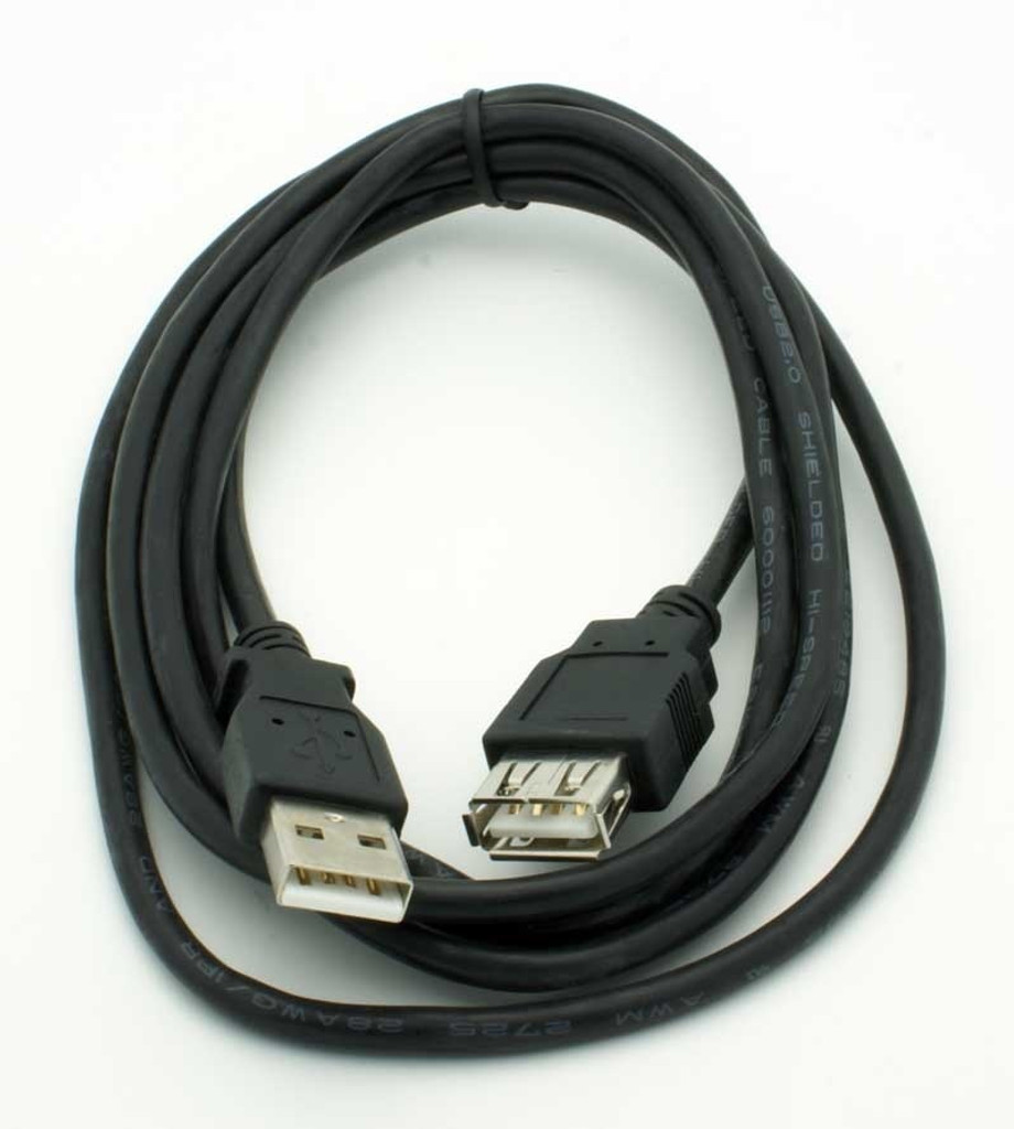 6 FT USB Extension Cord