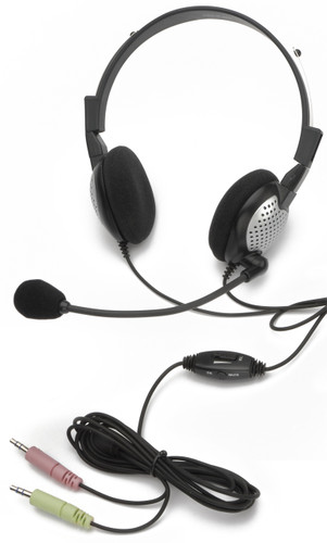NC-185 VM On-Ear Stereo PC Headset