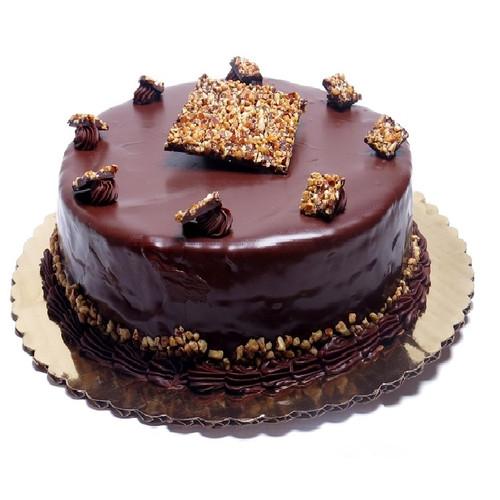 "Chocolate Hazelnut 10"" Cake"