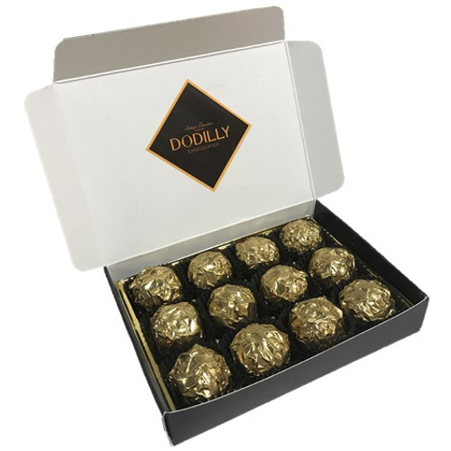 Open Box Truffle Gift Box