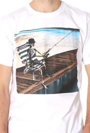 White Men   Last Cast T-shirt   Solifornia