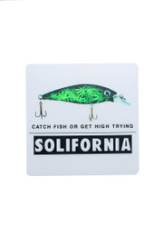 Catch Fish or Get High Trying™ Decal