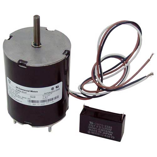 Turbo Universal Capacitor: HOSHIZAKI FM115A FAN MOTOR KIT