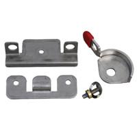 CRESCOR 1246-031-K HASP LOCK ASSEMBLY