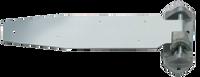 Kason 1275 Strap Hinge 1275000020 Heavy Duty