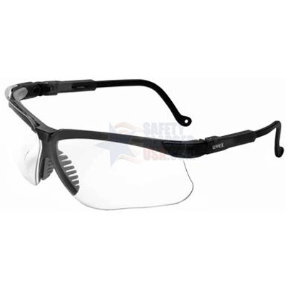 Safety Glasses : Clear Lens