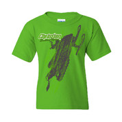 CBR Youth T-Shirt - Green