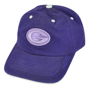 NFL Green Bay Packers Castel Women Ladies Garment Wash Sun Buckle Hat Cap Purple