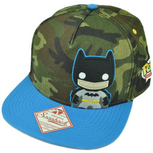 ... Ribbon Trilby Band Small Medium FD-160 Black.  19.95  14.99. Add To  Cart · Pop! Heroes Batman Funko Camouflage Camo Snapback DC Comics Super  Hero Hat ... c3e4c8cf3edd