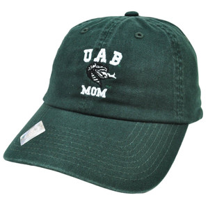 NCAA UAB Alabama Birmingham Blazers Mom Slouch Relaxed Style Top World Hat Cap
