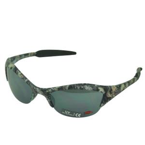 NCAA Arkansas Razorbacks Camo Plastic Sunglasses Shade Sport Shatter Resistant