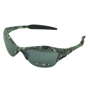 NCAA Georgia Bulldogs Camo Plastic Sunglasses Shade Sport Shatter Resistant