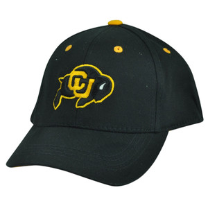 NCAA Colorado Buffaloes The Rookie Top of the World 6 1/2 6 7/8 Hat Cap Youth