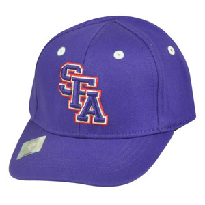NCAA Stephen F Austin Lumberjacks Top of the World Infant Fit Purple Hat Cap