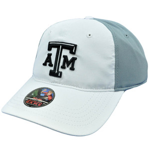 NCAA Texas AM Aggies Top of The World Mesh Hat Cap Velcro Adjustable Curved Bill