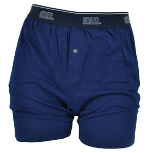 NCAA Connecticut UConn Huskies Mens Boxer Shorts Under Wear Briefs Navy