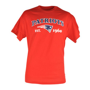 NFL New England Patriots Commissioner EST 1960 Football Mens Tshirt Tee
