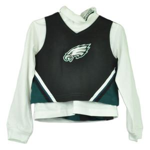NFL Philadelphia Eagles Nigella Cheerleader Turtle Neck Shirt Skirt Set