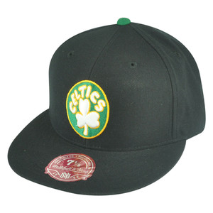 NBA Mitchell Ness Boston Celtics TK41 Alternate 2 Fitted Hat Cap