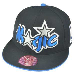 NBA Mitchell Ness Orlando Magic TS51 Team Preferred Fitted Hat Cap