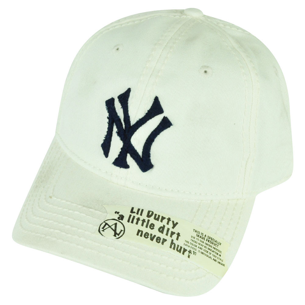 mlb american needle new york yankees lil dirty stains snapback hat