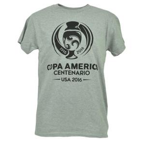 Copa America Centenario USA 2016 Soccer Futbol Tshirt Tee Men Adult Short Sleeve