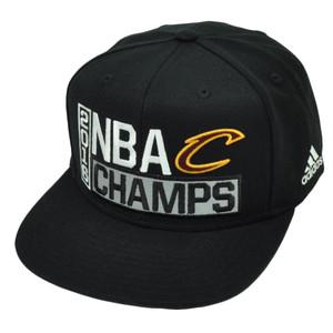 Adidas 2016 NBA Champions Cleveland Cavaliers Snapback Hat Cap Locker Room Champ