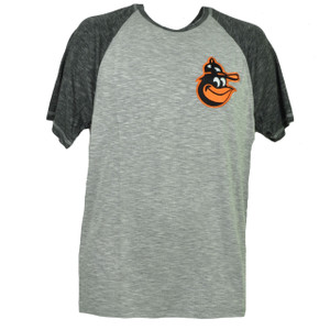 MLB Baltimore Orioles Tshirt Tee Gay Mid Sleeve Crew Neck Mens Adult Medium Game