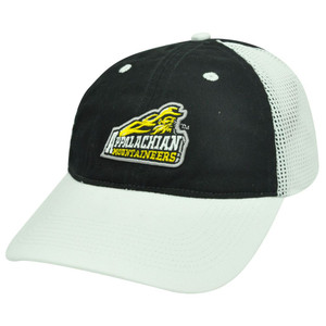 NCAA APPALACHIAN MOUNTAINEERS SNAPBACK MESH HAT CAP NEW