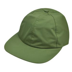 American Needle Olive Green Nylon Hat Cap Relax Blank Plain Flexible Sun Buckle