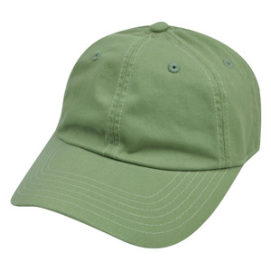 American Needle Mint Green Ladies Womens Blank Plain Relaxed Sun Buckle Hat Cap