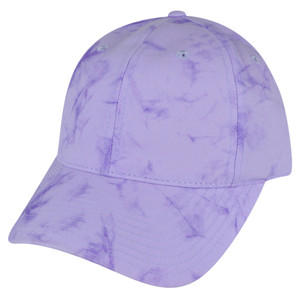 American Needle Bright Fuschia Watercolor Sun Buckle Solid Plain Relaxed Hat Cap