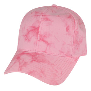 American Needle Pastel Pink Watercolor Sun Buckle Solid Plain Relaxed Hat Cap