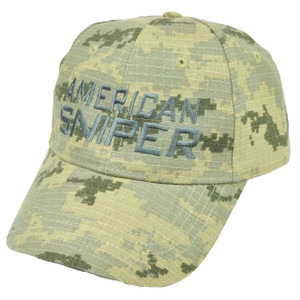 American Sniper Digital Camouflage Camo Hat Cap  Support Kyle Navy Seal
