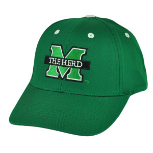 NCAA Marshall Thundering Herd  Adjustable Captivating Headgear Hat Cap