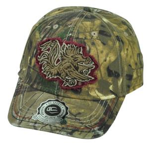 NCAA South Carolina Gamecocks Camouflage Camo  American Flag Hat Cap USC
