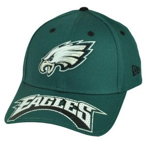 NFL New Era 9Forty 940 Word Pin Philadelphia Eagles  Hat Cap Adjustable