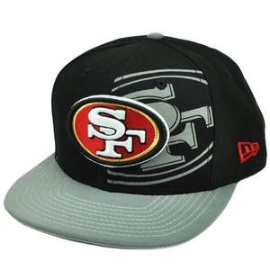 NFL New Era 9Fifty 950 2T Treasure San Francisco 49ers Snapback Reflective Hat