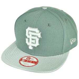 MLB New Era 9Fifty Flash Vize San Francisco Giants Snapback Hat Cap Flat Bill