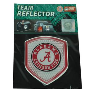 NCAA Alabama Crimson Tide Automotive Emblem Vehicles Cars Team Reflector Decal