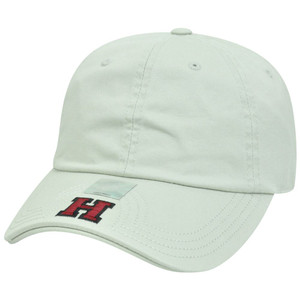 NCAA American Needle Harvard Crimson Flambam Garment Wash Women Ladies Hat Cap