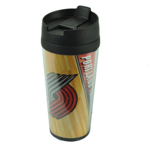 NBA Portland Trail Blazers Acrylic Travel Tumbler 16Oz Mug Coffee Drink Cup