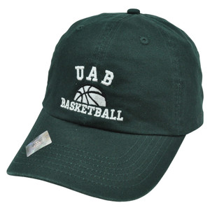 NCAA Top of World Hat Cap UAB Alabama Birmingham Blazers Basketball Garment Wash