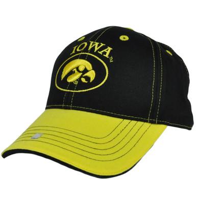 1ede78147f2 NCAA Iowa Hawkeyes Mascot Logo Team Colors Cotton Clip Buckle ...