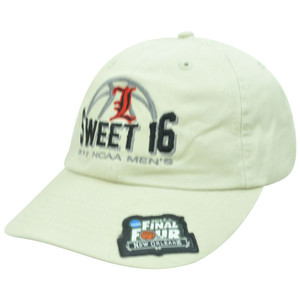 NCAA Louisville Cardinals Final Four2012 Mens Garment Wash Sun Buckle Hat Cap